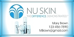 Nu Skin Banner Full Color Digital