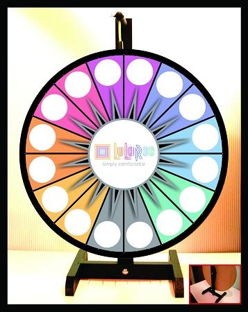 Lularoe Prize Wheel