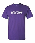 Anytime Fitness T-shirt Prize Giveaway. Bulk Pack.
